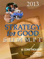 Strategy for Good SUmmit